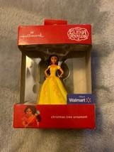 Hallmark Disney Princess Elena of Avalor Christmas Holiday Ornament Yell... - $16.00