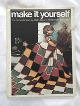 Make It Yourself 12 Step by Step Library Needlework & Crafts 1975 Hardba... - $6.00