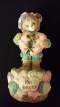 "The San Francisco Music Box Company I'm Sorry Heartbreak Bear Plays ""Yes... - $30.00"