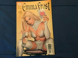 Marvel Emma Frost Comic #3 Fine *Boarded/Bagged*  - $7.99