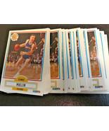 50 1990-91 Fleer #66 Chris Mullin Golden State Warriors   Nr-Mt - $7.19