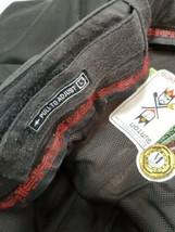 Burton Black Subtle Plaid Dryride Snowboard Pants Men M Medium CA26902 J... - $97.99
