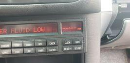 92-99 Bmw E36 318 325 328 M3 On Board Computer OBC Check Control 18 Button image 8