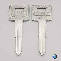SR-5 Key Blanks for Various Models by Subaru, Daewoo, Nissan and others (5 Keys) - $7.95