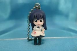 Bandai Working!! Wagnaria!! Gashapon Mini Figure Keychain Aoi Yamada - $19.99
