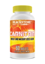 Blackstone Labs Carnitrim, 60 Tablets - Energy & Weight Loss Support - Stim Free - $27.81