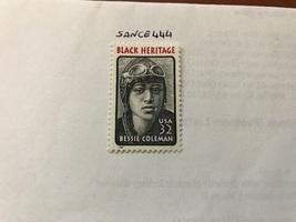 United States Bessie Coleman mnh 1995  #1    stamps - $1.20