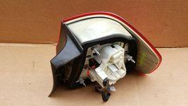 09-11 BMW E90 328 335 Sedan LCI Outer Tail Light Taillight Driver Left LH image 6