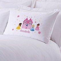 Personalized Direct Personalized Princess Castle Pillow Case Measures 20... - $8.99