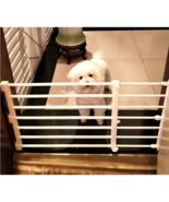 Adjustable Pet Dog Gate (2 Sizes) - $51.98