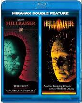 Hellraiser: Bloodline / Hellraiser: Inferno (Blu-ray)