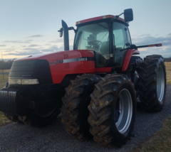 2001 CASE IH MX240 FOR SALE -MD479 image 2