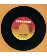 Vintage 45 RPM COLUMBIA Record - Michael Bolton,  I SAID I LOVED YOU, BU... - $4.50