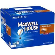 Maxwell House Breakfast Blend Coffee (100 K-Cups) - $48.50