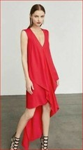 new BCBG MAXAZRIA women dress gown Tara BZP68A59-806 brick red sz S MSRP - $49.66