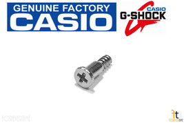 Casio 10223549 Original Stainless Steel Bezel Screw 1H/5H/7H/11H QTY 1 - $12.28