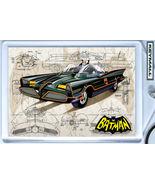 Porte Cle Voiture de Batman Robin Batmobile Key... - $9.95