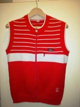 Norway Olympics Wool Sleevest Vest Sweater Sarajevo 1984 Rašica size P (... - $400.00