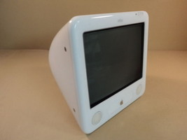 Apple eMac 17in PowerMac PowerPC G4 800MHz 40GB Hard Drive A1002 EMC 1955 - $124.78