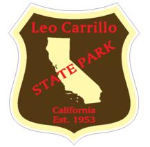 Leo Carrillo State Park Sticker R6669 California You Choose Size - $1.45+