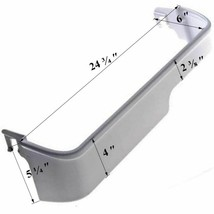Middle Shelf Bin For Frigidaire LFHT1817LR3 FRT18IS6CW1 FRT18B6CB1 FFHT2126LB4 - $39.92