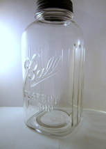 Ball perfect mason square half gallon fruit canning jar 01 thumb200