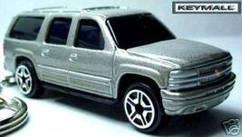 RARE KEY CHAIN 2000~2005~2006 SILVER CHEVY SUBU... - $34.95