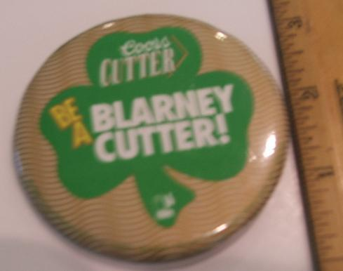 Barney clutter pin