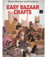 Easy Bazaar Crafts by Better Homes and Gardens 0696013908 - $3.00