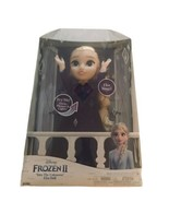 Disney Frozen 2 Into The Unknown Singing Feature Elsa Doll NEW - $39.99