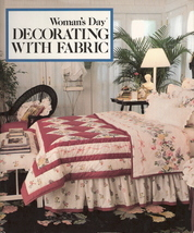 Woman's Day Decorating With Fabric 069602330x - $3.00