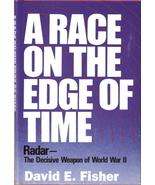 A Race On the Edge of Time by David E. Fisher 0070210888 - $5.00