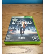 Battlefield 3 (Microsoft Xbox 360, 2011) Complete w/ Manual - Tested Wor... - $4.90