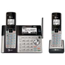 AT&T TL96273 DECT 6.0 Connect-to-Cell 2-Handset Phone System with Dual Caller ID - $109.92