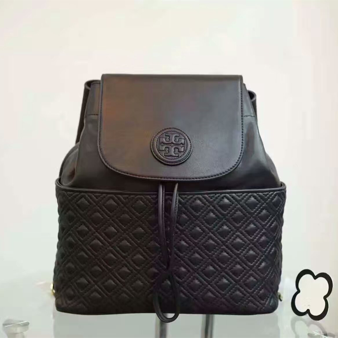 574f6beb5a6 Mmexport1482764727026. Mmexport1482764727026. Tory Burch Marion Quilted  Backpack. Tory Burch Marion Quilted Backpack