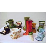 Collectible Boots & Shoes Lot - $20.00