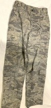 "Air Force Camo Pants 28"" x 32"" Green Digital Pattern - $33.25"