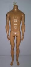 Barbie Ken Doll Twilight Jacob Body - $10.00