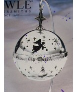 Towle Musical Ornament Ball 2004 Limited Edition Collectible NEW - $30.00