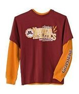 MINNESOTA NCAA 3 IN 1 THERMAL TEE SET YOUTH XLA... - $12.99