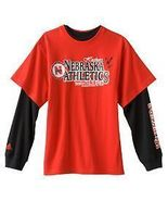 NEBRASKA NCAA 3 IN 1 THERMAL TEE SET YOUTH MEDI... - $12.99