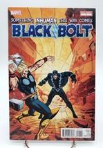 Black Bolt Something Inhuman This Way Comes #1 One-Shot Marvel Comics Ne... - $14.60