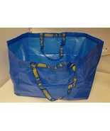 101 blue IKEA FRAKTA Storage carry Bags *fits19 Gallons* Sturdy!!! New &... - $186.64