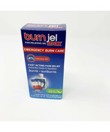 Burn Jel Max Pain Relieving Gel HCL 3 Oz With Travel Packs - $12.34