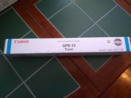 Genuine Canon gpr-13 toner yello - $9.50
