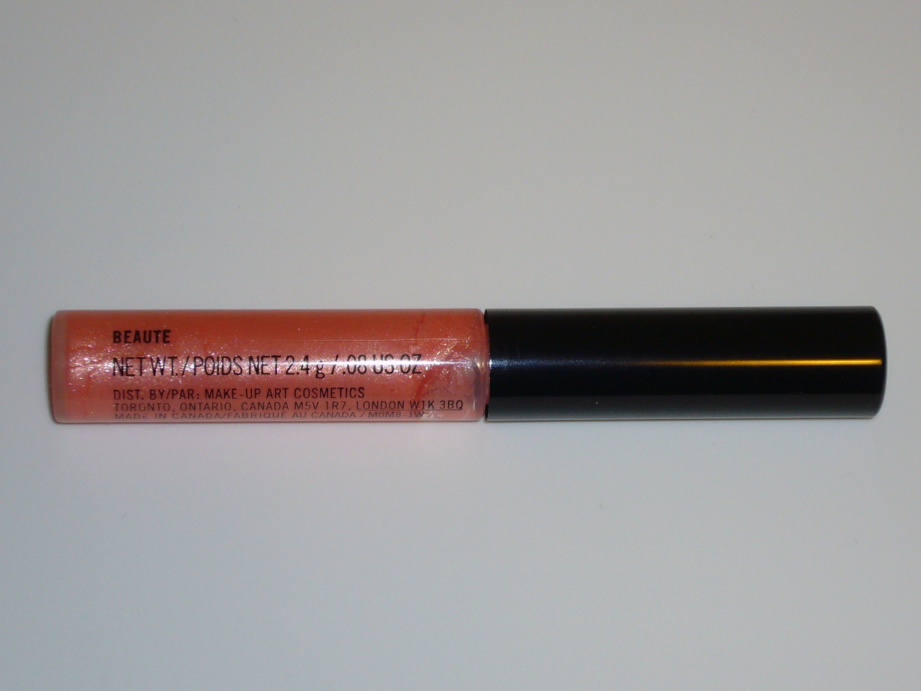 MAC Lipglass Lustreglass Lip Gloss - Beaute
