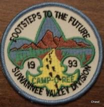 BSA 1993 Suwannee Valley Comporee Patch - $5.00