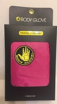 BODY GLOVE Travel Cubes - 3 Pc Packing Cube Set PINK  WATER RESISTANT New - $301,77 MXN