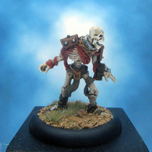 Painted Privateer Press Miniature Warmachine Mercenaries The Risen I - $26.07