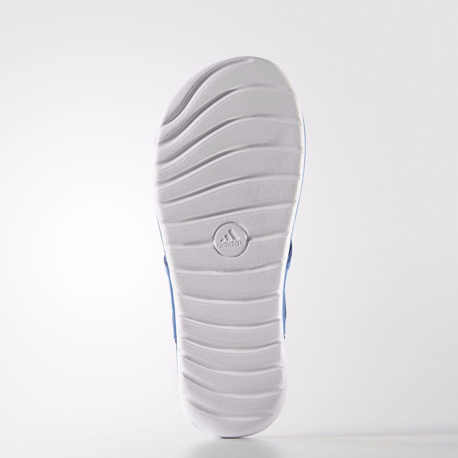 adidas Mens Calo 5 Flip Flops Sandals Pool Beach Shoes Slides image 6